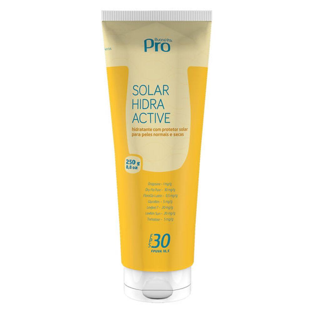 Solar-Hidra-Active-FPS-30---250g--Protetor-solar-sem-base-