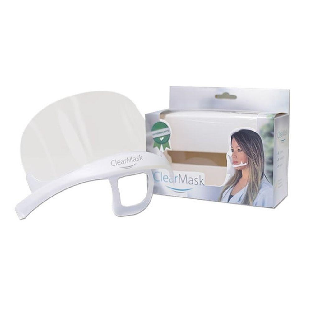 Mascara-Higienica-Protetora-Salivar---Clear-Mask