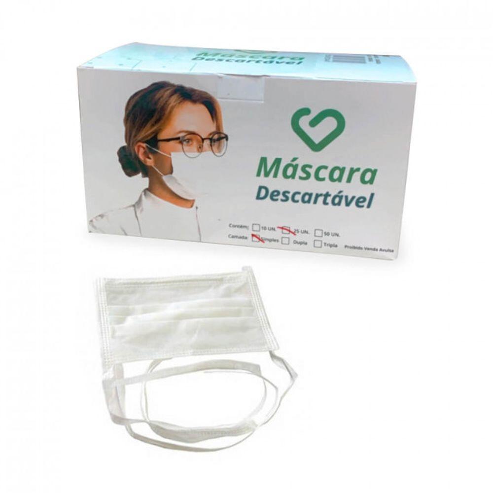 Mascara-Descartavel-Branca-c--elastico---Caixa-25-Unidades