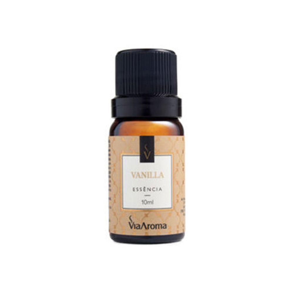 Essencia-Vanilla-10ml---Via-Aroma