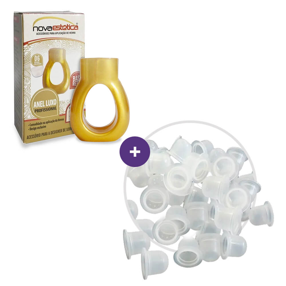 Kit-Anel-Luxo---Batoque-Refil-para-Anel-30-Unidades-Nova-Estetica