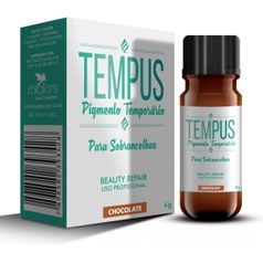 Pigmento-Temporario-Tempus-Rb-Kollors-Chocolate-4g