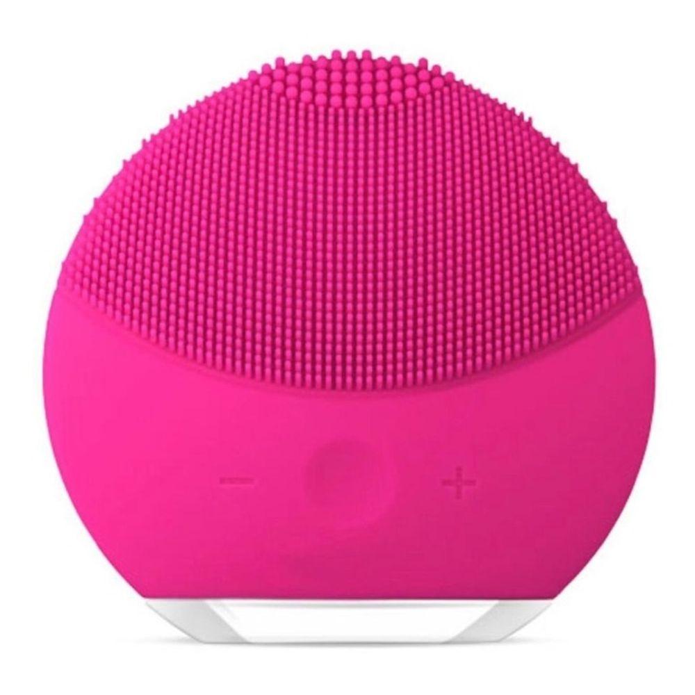 Esponja-de-Limpeza-Facial-Eletrica-Forever-Usb---Pink