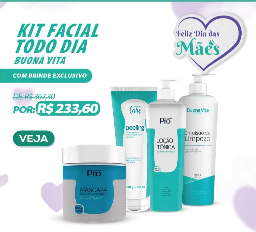 Maes - Kit Facial
