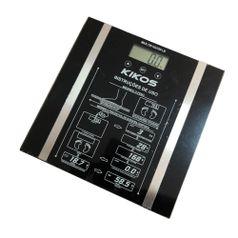 Balança Digital Ison Preta da Kikos