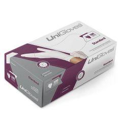 Caixa da Luva Latex Unigloves