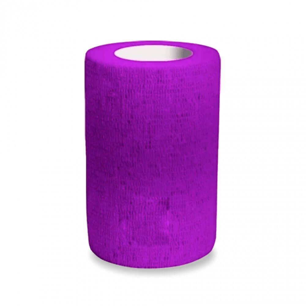 Bandagem Elástica Roxa